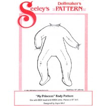 Pattern - Princess Body 19