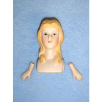 Porcelain Angel Set - 2 3_4