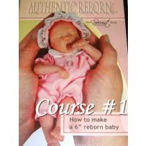 "Reborn a Mini 6"" Baby DVD"