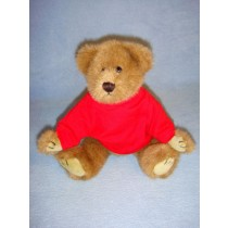 """Red T-Shirt for 12"""" Bear"""