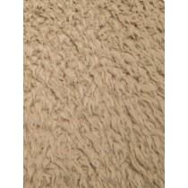 Sand Llama Cuddle Fabric - 1 Yd