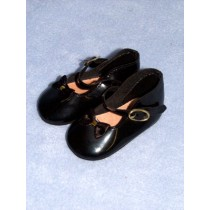 "Shoe - Mary Jane - 2 5_8"" Black"