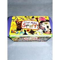 |Shoebox Activity Kits - I Can Make Stuff (Big Crafts For Creative Kids)