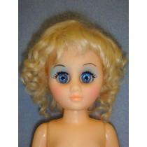 """Sophia Wig 6-7"""" Light Blond Mohair"""