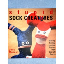 Stupid Sock Creatures Book