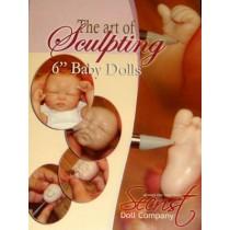 "The Art of Sculpting 6"" Baby Dolls DVD"
