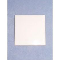 """Tile - White Glazed - 4 1_4"""" square"""