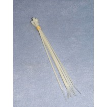 """Ultra Thin Cable Tie Fasteners - 7.9"""" Pkg_10"""