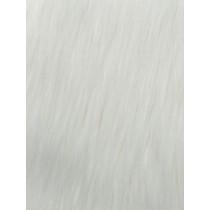 White Monster Fur - 1 Yd