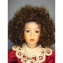 """Wig - Alyssa_Liza - 10-11"""" Brown"""