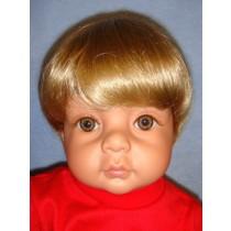 """Wig - Bebe_Baby Boy - 10-11"""" Blond"""
