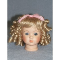 """Wig - Charmaine - 8-9"""" Pale Blond"""