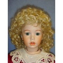 """Wig - Heather - 10-11"""" Pale Blond"""