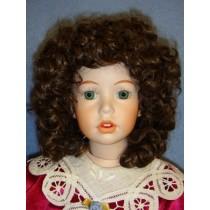"Wig - Heather - 8-9"" Light Brown"