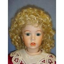 """Wig - Heather - 8-9"""" Pale Blond"""