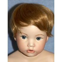 """Wig - Newborn - 9-10"""" Blond"""