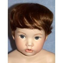 """Wig - Newborn - 9-10"""" Brown"""