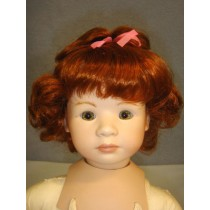 """Wig - Tabatha_Molly - 10-11"""" Carrot Red"""
