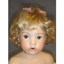 """Wig - Tabatha_Molly - 8-9"""" Blond"""