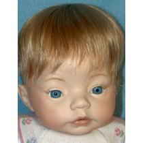 """Wig - Wispy - 10-11"""" Blond"""