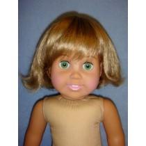 "|11-12"" Blond Betsy Wig"