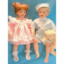 |Baby Shay Porcelain Parts-19""