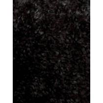 |Black Persian Kurl Fur Fab. 1 Yd