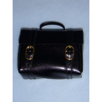 "|Brief Case - 3 1_2"" Black"