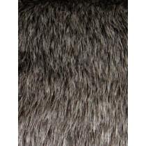 |Brown Fur Fabric