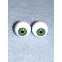 |Doll Eye - Krystal - 16mm Med Green