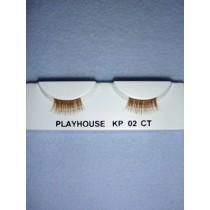 |Eyelashes - Carrot