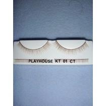|Eyelashes - Duo Set - Carrot
