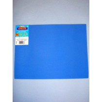 |Foamies Craft Foam - Royal Blue 9x12