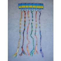|Friendship Bracelet Braid - 10 1_2""
