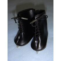 """ Ice Skates - 2 5_8"""" Black"""
