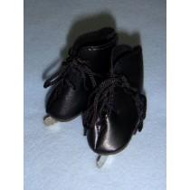 """ Ice Skates - 2"""" Black"""