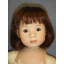 """ Kimberly Wig - 7-8"""" Light Brown"""