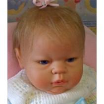  Marissa Doll Head w_Blue Eyes