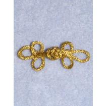 |Mini Cord Closures - Gold