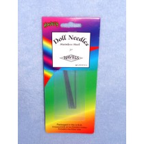 "|Needles - Soft Sculpture - 3"" Pkg_6"