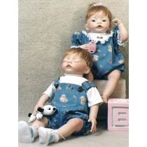 "|Pattern - Precious for 19"" Baby Dolls"