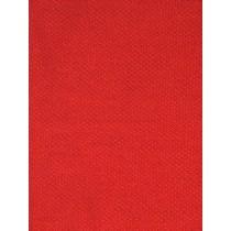 |Red Golf Knit Fabric - 1 yd