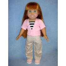 "|Sailor Outfit - 18"" Dolls"