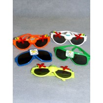 "|Sunglasses - Assorted Styles - 5"""