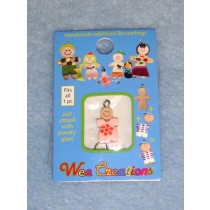 |WC Baby Charm - Fair Skin - Pink Outfit