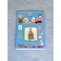 |WC Baby Charm - Tan Skin - Blue Outfit