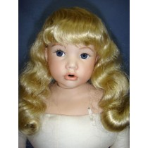 "|Wig - Andrea - 5-6"" Pale Blond"