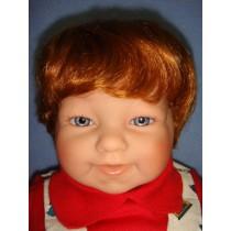 " Wig - Baby_Boy - 16-17"" Carrot"