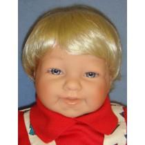 """ Wig - Baby_Boy - 16-17"""" Pale Blond"""