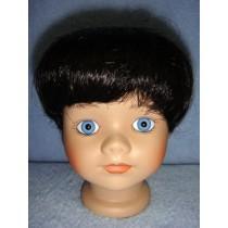 "|Wig - Baby_Boy - 5-6"" Black"